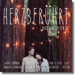 Cover: Herzberührt - Deutsche Poeten 2 - Various Artists