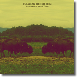 Cover: Blackberries - Greenwich Mean Time
