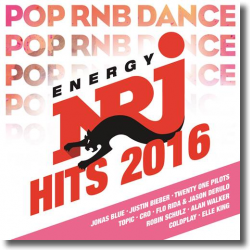 Cover: ENERGY Hits 2016 - Various Artists