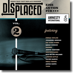 Cover: Displaced Vol. 2 - Songs, That Can't Replace Freedom - Various Artists