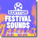 Cover:  Kontor Festival Sounds 2016 - The Opening Season - Various Artists
