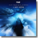 Cover:  Alex Greed & Fil Alberga - I Am Here