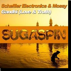Cover: Scheffler Electronics & Mossy - Gandhi (Love & Truth)