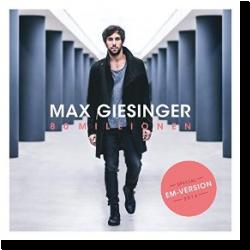 Cover: Max Giesinger - 80 Millionen (EM Version)