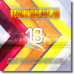 Cover: TechnoBase.FM Vol. 13 - Various Artists