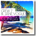 Cover: Crew 7 & Jane Vogue - Conga