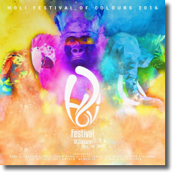 Cover: Holi Festival Of Colours 2016 - Various Artists