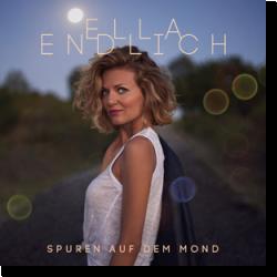 Cover: Ella Endlich - Spuren auf dem Mond