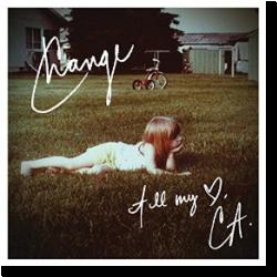 Cover: Christina Aguilera - Change