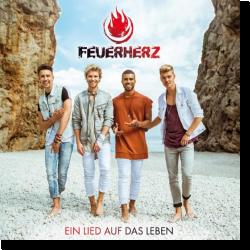 Cover: Feuerherz - Ein Lied auf das Leben