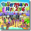 Cover:  Ballermann Hits 2016 - Various Artists