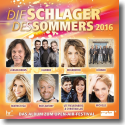 Cover:  Die Schlager des Sommers 2016 - Various Artists