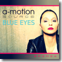Cover: A-motion Source feat. Efimia - Blue Eyes