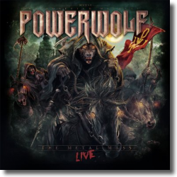 Cover: Powerwolf - The Metal Mass - Live