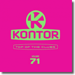 Cover: Kontor Top Of The Clubs Vol. 71 - Various Artists
