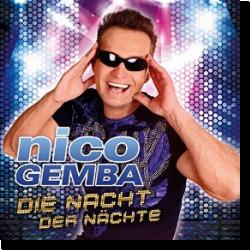 Cover: Nico Gemba - Die Nacht der Nächte