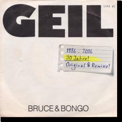Cover: Bruce & Bongo - Geil 2016