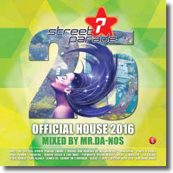Cover: Street Parade 2016 Official House - Various Artists