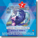 Cover:  Street Parade 2016 Official Trance - Various Artists