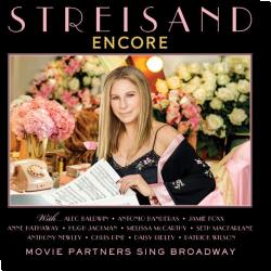 Cover: Barbra Streisand - Encore: Movie Partners Sing Broadway