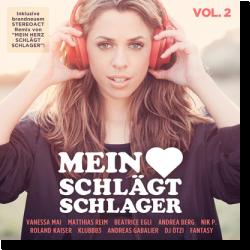 Cover: Mein Herz schlägt Schlager Vol.2 - Various Artists