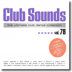 Cover: Club Sounds Vol. 78 - Various Artists