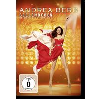 Cover: Andrea Berg - Seelenbeben - Heimspiel Edition Live