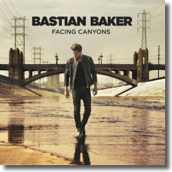 Cover: Bastian Baker - Facing Canyons