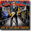 Cover:  Joe Bonamassa - Live At The Greek Theatre