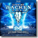 Cover:  Various Artists - Live At Wacken 2015 - 26 Years Louder Than Hell