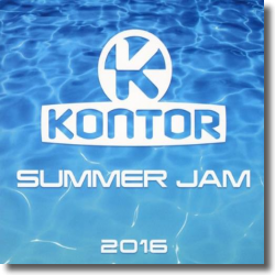 Cover: Kontor Summer Jam 2016 - Various Artists