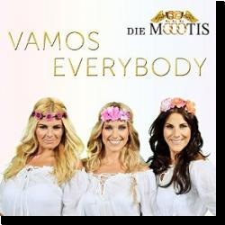 Cover: Die Mööötis - Vamos Everybody