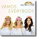 Cover:  Die Mööötis - Vamos Everybody