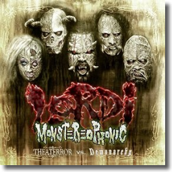 Cover: Lordi - Monstereophonic