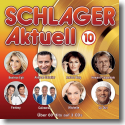 Cover:  Schlager Aktuell 10 - Various Artists