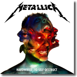 Cover: Metallica - Hardwired...To Self-Destruct