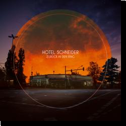 Cover: Hotel Schneider - Zurück in den Ring