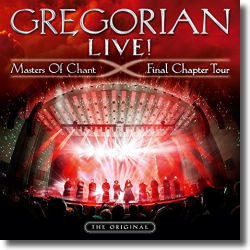 Cover: Gregorian - Live! Master Of Chant - Final Chapter Tour