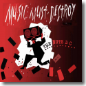 Cover:  Ruts DC - Music Must Destroy