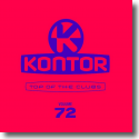 Cover:  Kontor Top Of The Clubs Vol. 72 - Various Artists