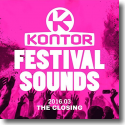 Cover:  Kontor Festival Sounds 2016 - The Closing - Various Artists