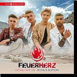 Cover: Feuerherz - Genau wie du