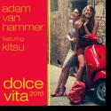 Cover:  Adam van Hammer feat. Kitsu - Dolce Vita 2016