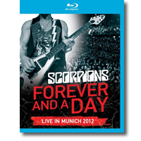 Cover:  Scorpions - Forever And A Day - Live in Munich 2012