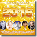 Cover:  Die deutschen Hits 2016 - Various Artists