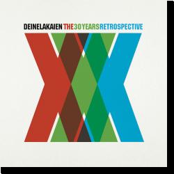 Cover: Deine Lakaien - XXX. - The 30 Years Retrospective