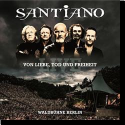 Cover: Santiano - Von Liebe, Tod und Freiheit - Live