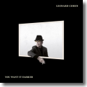 Cover:  Leonard Cohen - You Want It Darker
