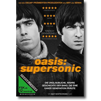 Cover: Oasis - Oasis: Supersonic