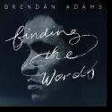 Cover:  Brendan Adams - Finding The Words